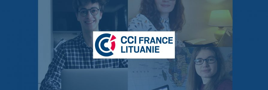 The whole CCI France-Lituanie Team remains at your disposal even while teleworking !